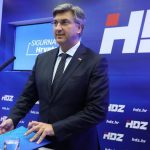 Croatia's ruling HDZ party secures lead in parliamentary election: exit polls