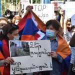 EU office in Armenia proposed to leave letter and go or come tomorrow, says protester